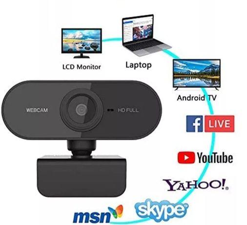 Kamera internetowa full hd do zdalnego nauczania