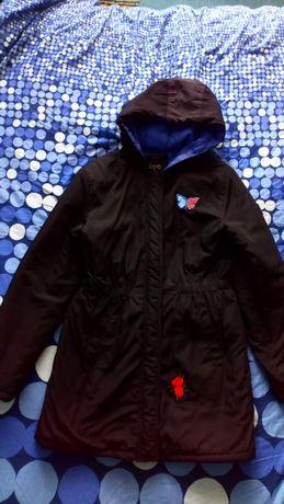 Куртка курточка парка для дівчинки для девочки підліткова подросток