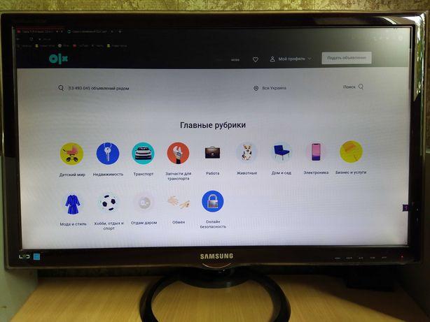 Продам Led монитор Samsung 27