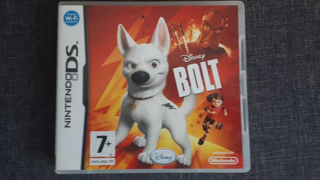 Disney Bolt Nintendo DS