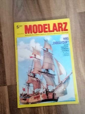Miesięcznik dla Modelarzy kołowych, lotniczych... 1997 nr 5, wyprzedaż