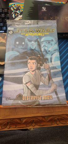 Banda desenhada Star Wars Adventures (nova, selada)