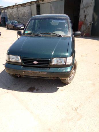 KIA SPORTAGE - 4X4 - Benzyna - tanio -3399zł