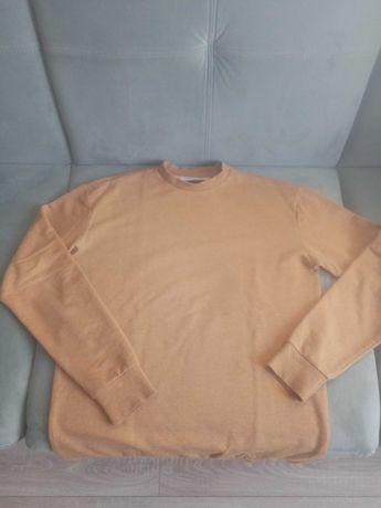 Musztardowa bluza reserved s