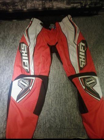 Spodnie motocrossowe