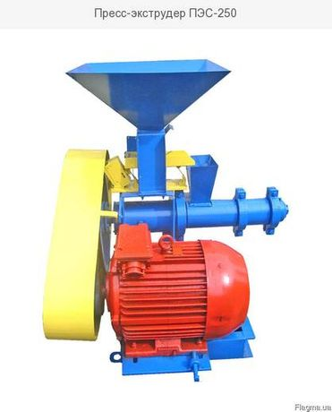 Экструдер ПЭС -250
