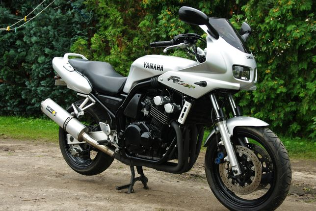 Yamaha fzs 600 fazer bandit hornet 2000 rok BDB stan bezwypadek RATY K