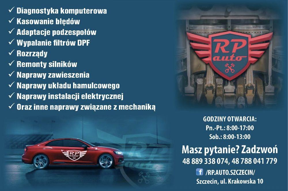 Warsztat RP AUTO Mechanika Elektryka Samochodowa Diagnostyka Klima Szczecin - image 1