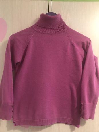 Гольф  и свитер Zara, 5-6-8 лет, 118-128 см, б/у