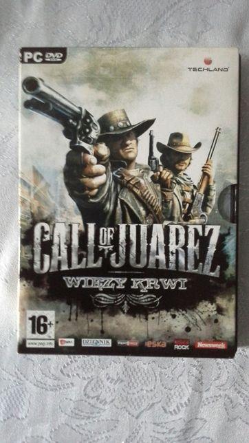 Call of Juarez - Więzi krwi gra na PC