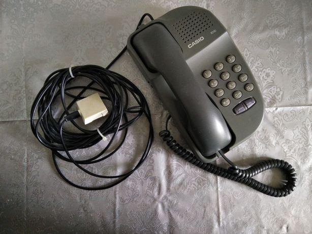 Телефон CASIO , стационарный кнопочный