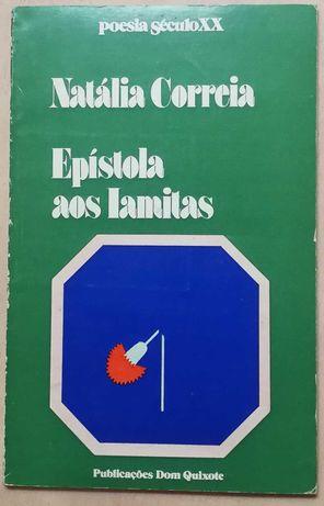 epístola aos iamitas, natália correia, poesias século xx