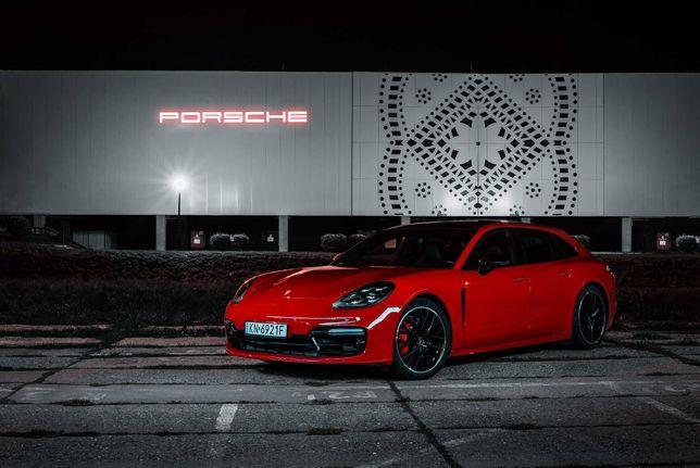 wynajem] Porsche Panamera GTS 460 KM Turbo wypożyczalnia Auto do ślubu