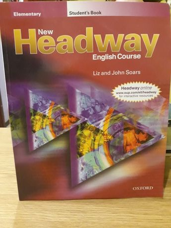 New Headway English Course Oxford podręcznik