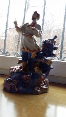 статуетка Садко