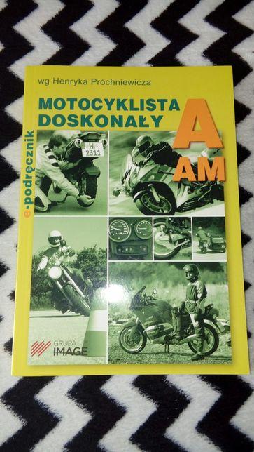Motocyklista doskonały książka