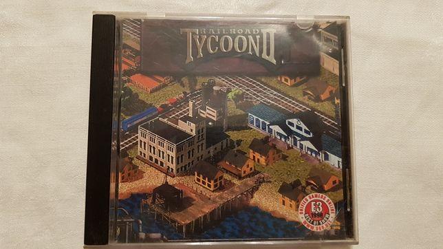 Gra - Railroad Tycoon II