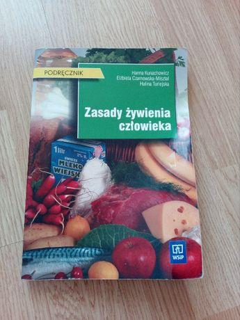 Książka zasady żywienia człowieka