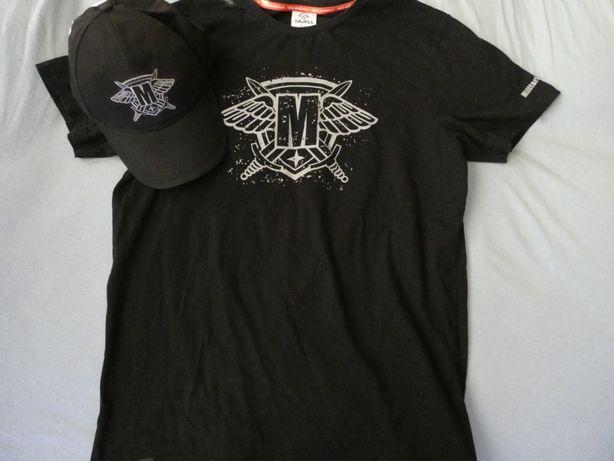 Koszulka Militaria + Czapka