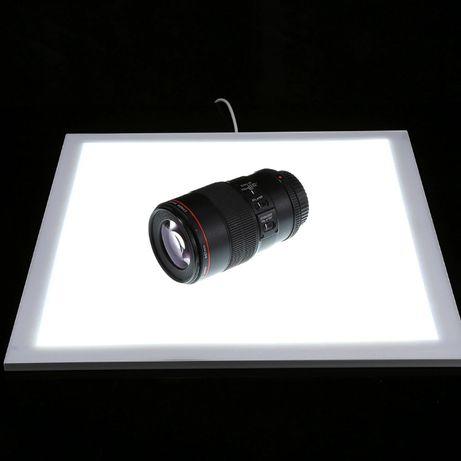 Podkładka/Lampa/Oświetlenie LED do Robienia Zdjęć, do Namiotu DUŻA
