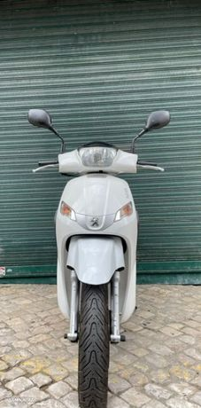 Peugeot Scooter Tweet 125cc