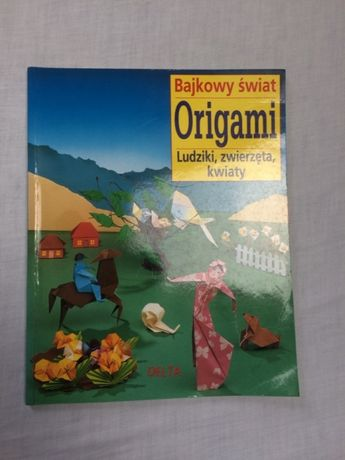 Książka origami