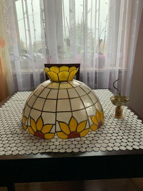 Abażur witraż lampa sufitowa