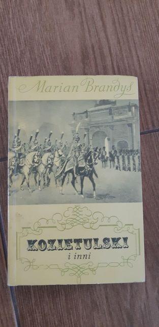 Esej historyczny Kozietulski i inni