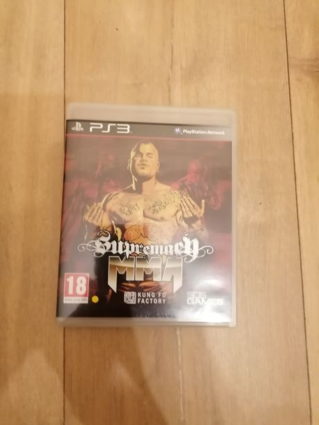 Supermacy MMA PS3