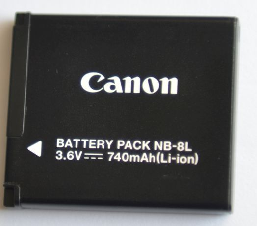 CANON NB-8L Akumulator Oryginał