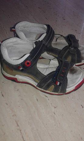 Sandały chłopięce rozmiar 27 Lasocki Kids