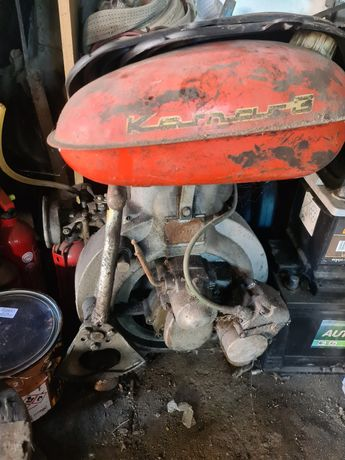 Silnik ES Moto pompa