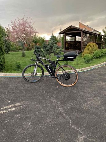 Электровелосипед Cube LTD 2018