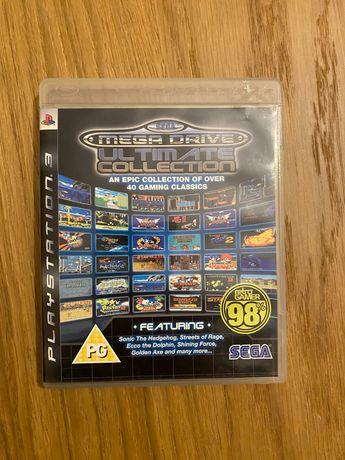 Sega Megadrive Ultimate Collection Ps3