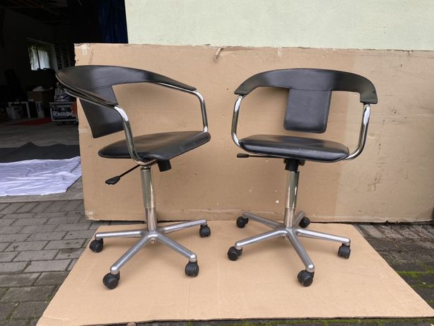 Stare,designerskie krzesła obrotowe MIDJ, design
