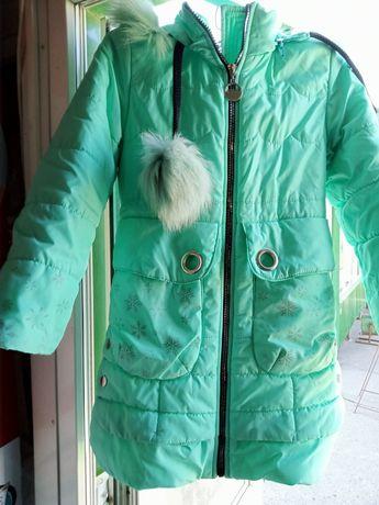 Куртка зимова на Вашу принцесу!