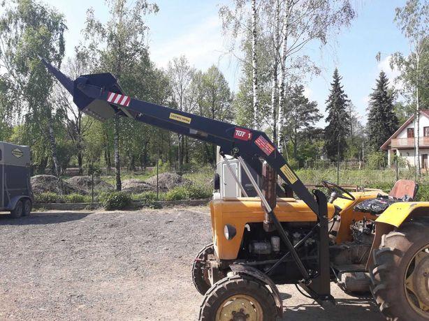 Wol-met Ładowacz C330  C360 2 SEKCYJNY