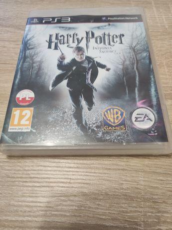 Harry Potter i insygnia śmierci PS3 Polska wersja dubbing pl
