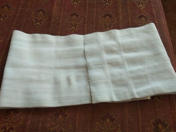 бандаж белый размер XL