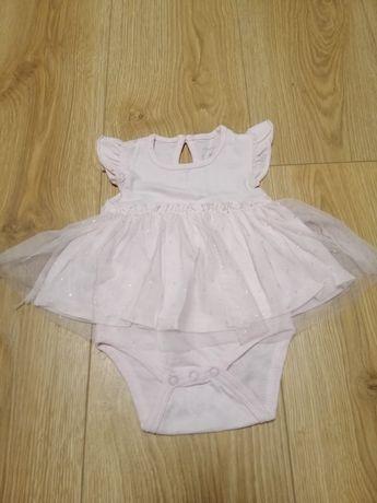 Sukienka z bodami