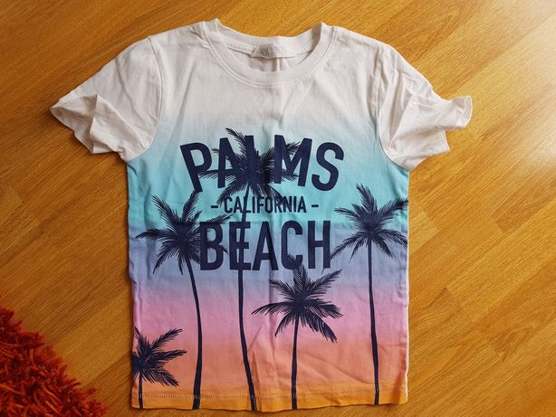 Bluzka t-shirt h&m