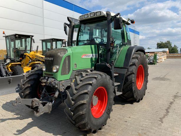Wynajem traktora, wypożyczenie traktora FENDT 412 Vario