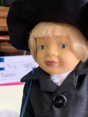 Игрушка кукла амиш коллекционная сша