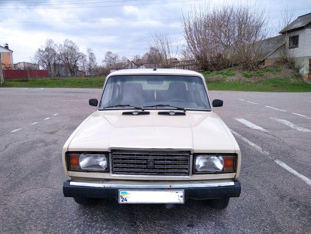 ВАЗ 2107 1989 рік
