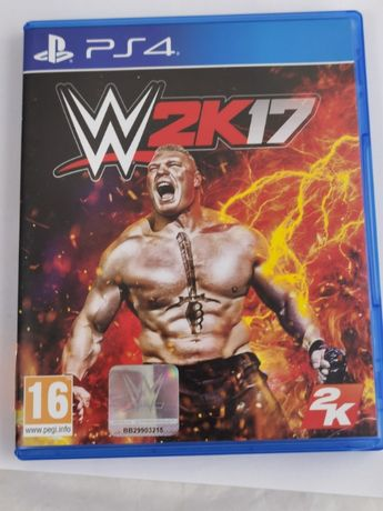 Gra PS4 W2K17 WWE 2K17 WRESTLING   Plus Lombard Grottgera 5