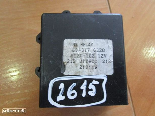modulo 8943776320 OPEL / MONTEREY / 1997 / LIMPA VIDROS /