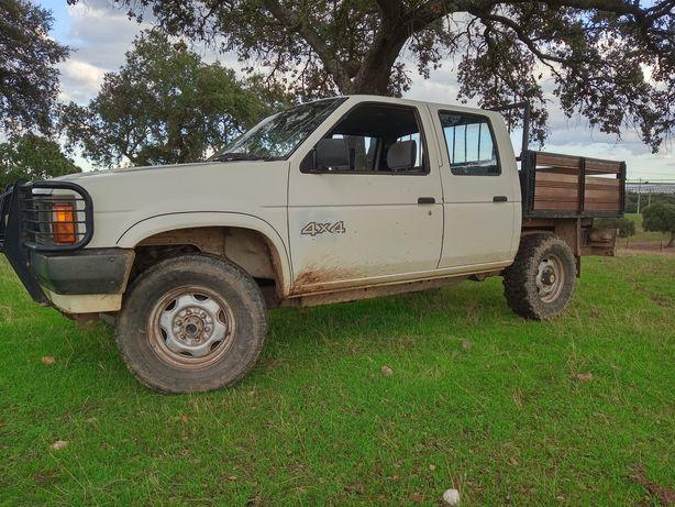 Nissan Pick-up D21 4x4