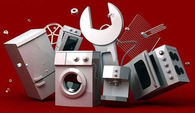 Ремонт холодильников, стиральных машин, бойлера , пылесосов