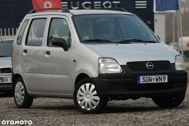 Opel Agila Bezwypadkowy 1 Właściciel Zadbany