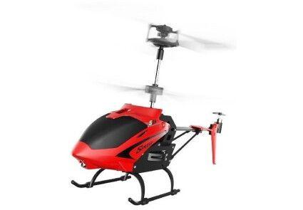 Летающий вертолет
